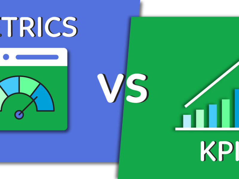 6 KPIs and metrics to improve your business